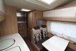 Sunlight A70 - Die Küche & Sitzgruppe