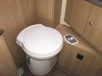 Sunlight T 68 - Das WC